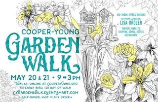 Cooper Young Garden Walk 2017