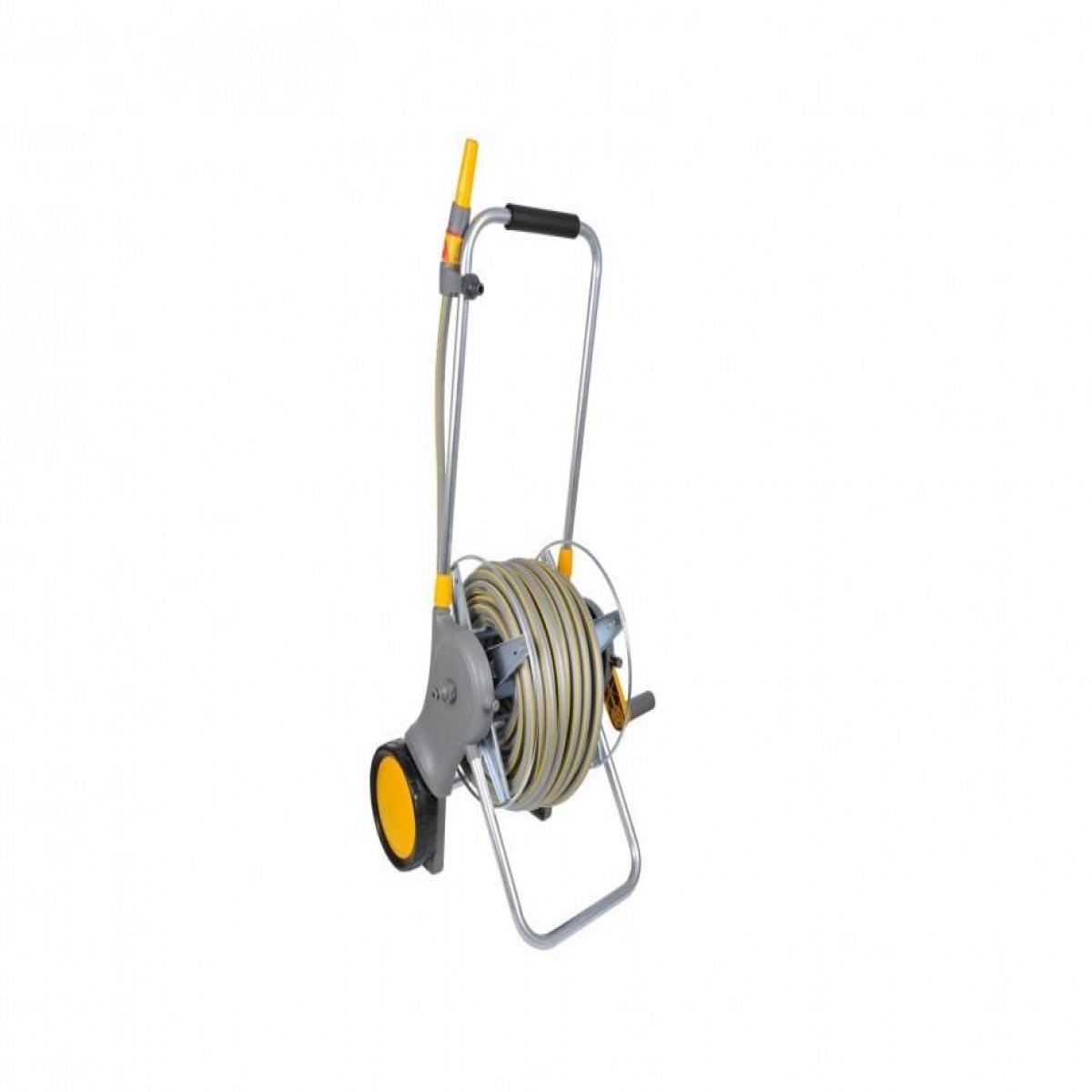 Hozelock 60m Hose Cart 30m Hose Amp Fittings