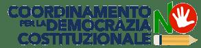 Coordinamento per la democrazia costituzionale Sticky Logo