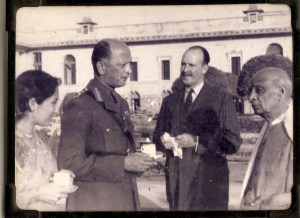 A SLICE OF HISTORY: PLAYING HOSTESS TO GEN  CARIAPPA - Coorg