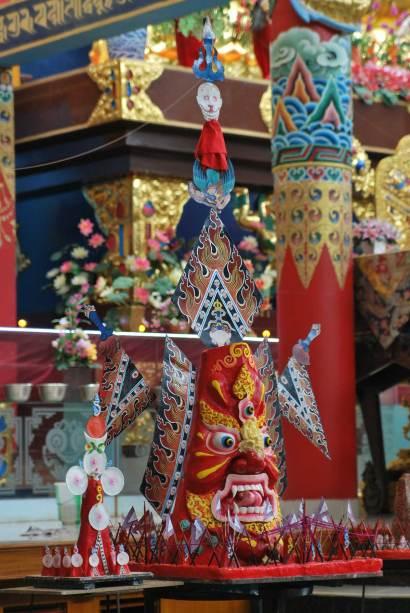Tibetan-temple