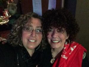 Lily Sazz & Sue Leonard