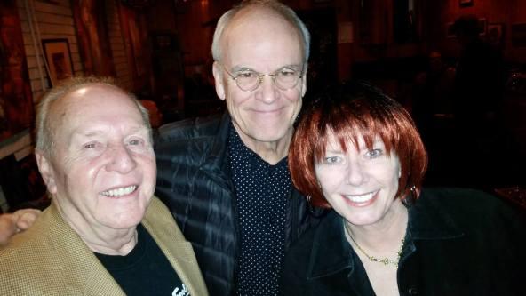 Sonny Del Rio, Ian Thomas, Sue Leonard