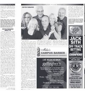 Cootes Paradise in VIEW Magazine
