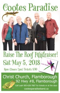 Cootes Paradise in Concert at Christ Church Flamborough