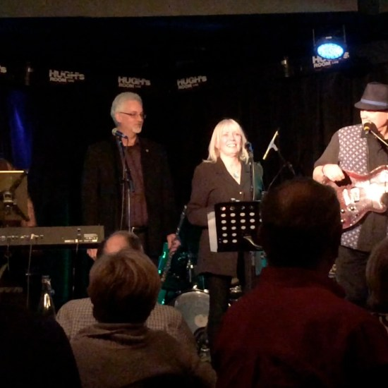 Cootes Paradise performs at Hugh's Room Live