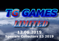 TG Games Limited #01 – 12.06.2019 – Speciale E3 2019
