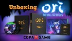 Unboxing Ori and the Will of the Wisps Collector's Edition