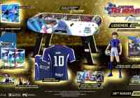 Annunciate le collector edition di Captain Tsubasa: Rise of New Champions