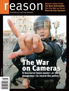 """The War On Cameras: It has never been easier—or more dangerous —to record the police"""