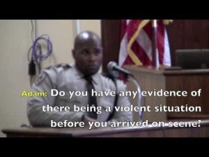 Hung Jury in Jones Co, MS for Filming Police Officers