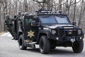 Do Your Local Police Need an Armored Vehicle?
