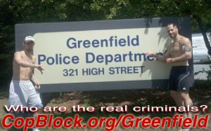 """Greenfield police charge LOT's Beau Davis with """"wiretapping"""""""
