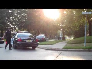 Waukesha police Tell Us To Go Home And Watch TV…