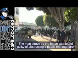 Oakland PD Employee Testilying – Claims Clearly Conflict with Video