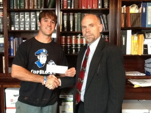 VA CopBlock Founder Receives $10,000 Settlement Check for Illegal Stop
