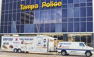 Give 5-min to remind a couple of Tampa cops that their initiation of force isn't cool