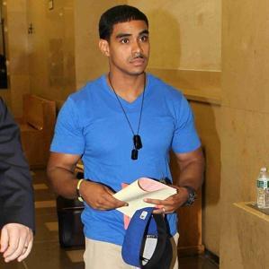 Yes, Eduardo Cornejo of the NYPD Admits He's a Thief