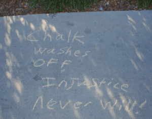 """Chalk the Police State"" with the CopBlock Network on July 18th"