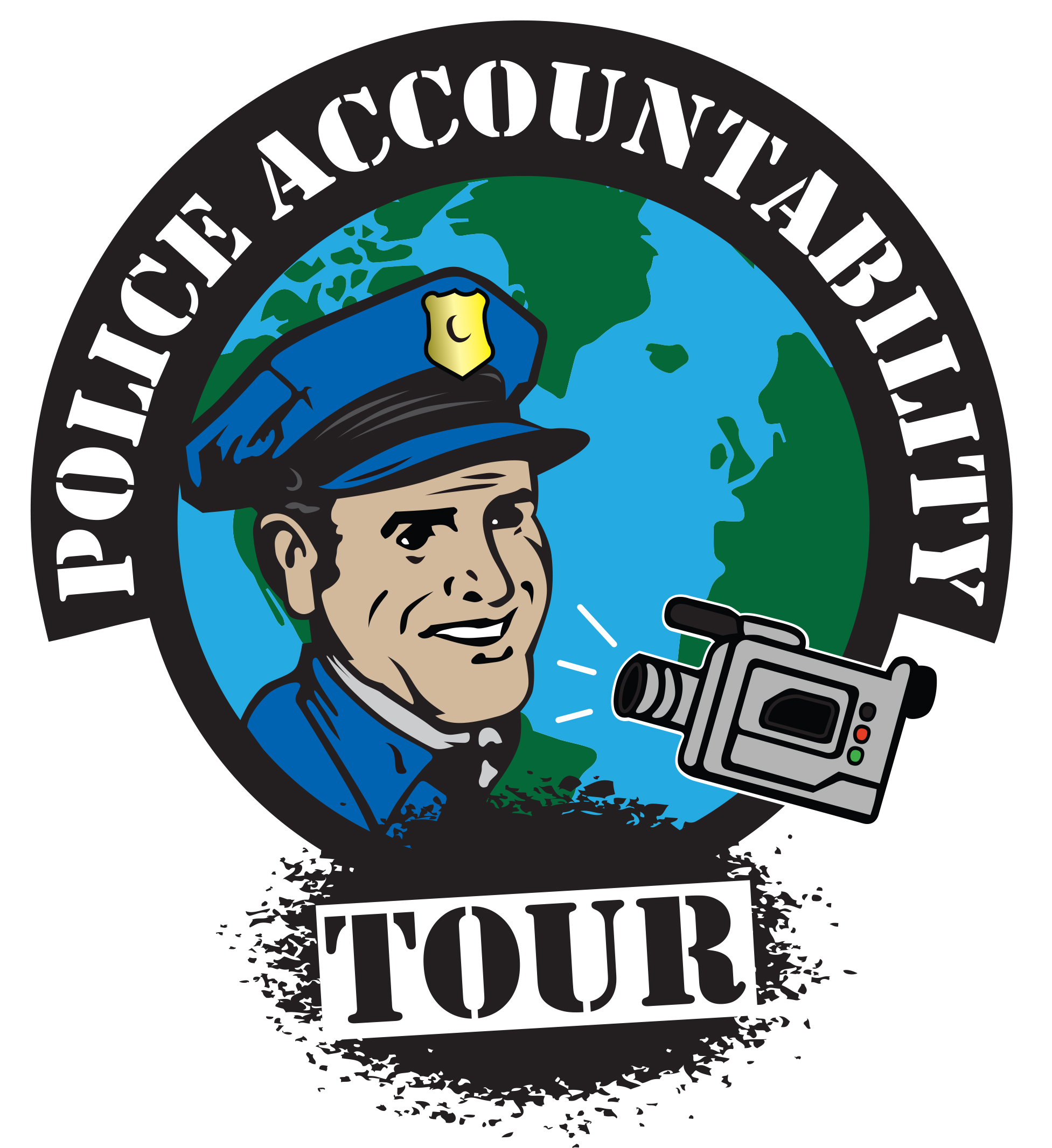 Tour cop block for Police tours