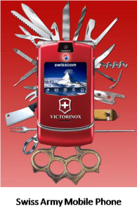 Cell Phone Swiss Army
