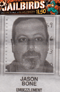 Former Oklahoma Undersheriff Jason Bone Pocketed Thousands in Drug Money