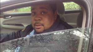 City of Rochester, NY Security officer Parks Illegally to Grab Lunch