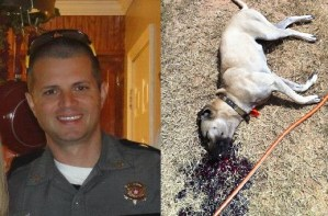 Oklahoma Deputy Executes Family Pet on Private Property