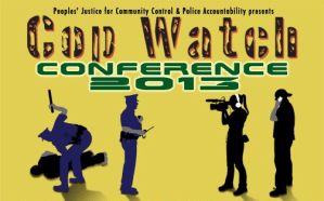 National CopWatch Conference – NYC – Sept 27-28