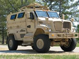 U.S. Police Agencies Receive 165 MRAP Vehicles Cost-Free in 2012