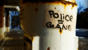 Against the Police: They don't create oppression; they just make it possible