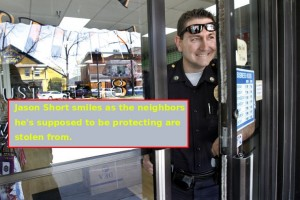 No Police Protection in Keene