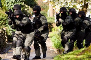 Police State Monday: Cops Smash Handcuffed Boy Through Glass Window, Retroactively Get Warrant After Violent Raid On Wrong Address, And MORE