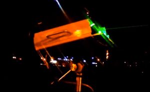 (VIDEO) Green Beam Laser Migrates to Ohio, Version 2.0 Planned!