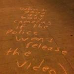 LAPD HQ Chalk11