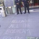 LAPD HQ Chalk6