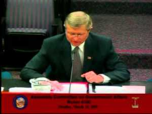 "Bill Scott Testimony in Support of NV Bodycam Bill: ""My Son Erik Might Be Alive Today…"" (Video)"