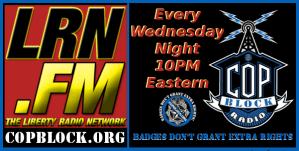 Tonight on CopBlock Radio | Contributor Georgia Sand