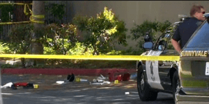 Man Shot Dead by a Sunnyvale, CA Police Officer Following  Liquor Store Robbery