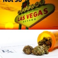 Cops Harass and Arrest Sick People at Las Vegas Medical Marijuana Event