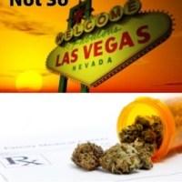 Cops Harass and Arrest Sick People at Las Vegas Medical Marijuana Event