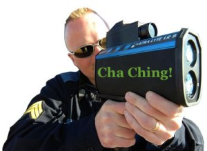 Colorado Cop Earns 93 Percent of Towns Budget Writing Tickets