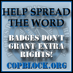 click banner to learn how you can help spread the message!