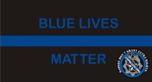 #BlueLivesMatter, The Hypocrisy