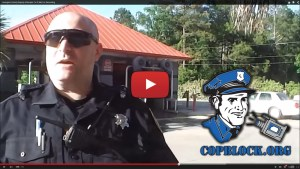 Lexington County Deputy Attempts to Identify Cameraman and Fails