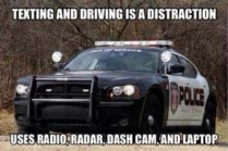 Police Hypocrite