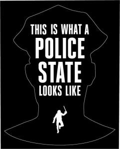 The Logic of the Police State: Waking Up to the Darkness in US Policing