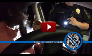 City of Kyle Police Harass, Illegally Detain Driver