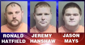 Lawrence County Corrections Officers Charged