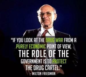 friedman on the drug war